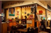 antique shop of Monde du voyage
