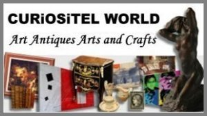Curiositel world is at the service of Professionals of the market of the art and the antiques, who wish to present on the internet their antiques and art objects,